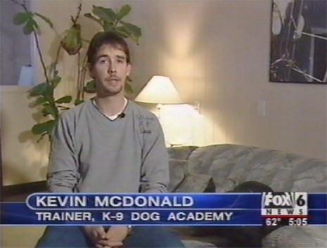 In The News | McDonald Canine Academy: Birmingham Alabama